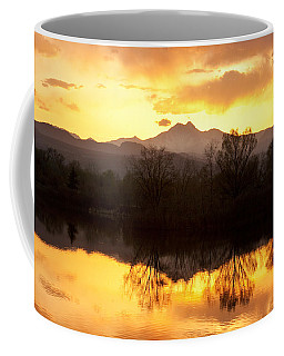 Golden Ponds Longmont Colorado Coffee Mug