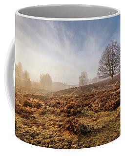 Golden Posbank Coffee Mug