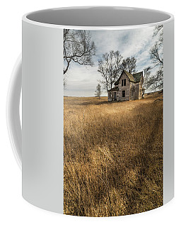 Coffee Mug featuring the photograph Golden Prairie  by Aaron J Groen
