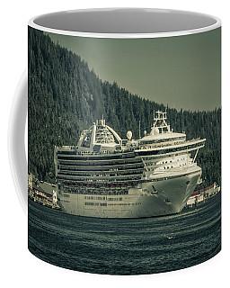 Golden Princess  Coffee Mug by Timothy Latta