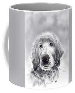 Golden Puppy Coffee Mug
