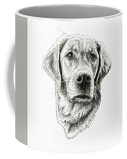 Golden Retriever Bliss Coffee Mug