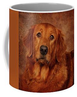 Golden Retriever Coffee Mug by Greg Mimbs