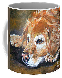 Golden Retriever Senior Coffee Mug