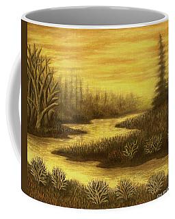 Golden River 01 Coffee Mug