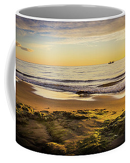 Golden Rocks. Coffee Mug