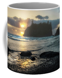 Coffee Mug featuring the photograph Golden Ruby by Expressive Landscapes Fine Art Photography by Thom