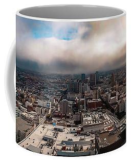 Golden San Francisco Coffee Mug