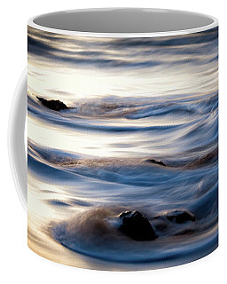 Golden Serenity Coffee Mug