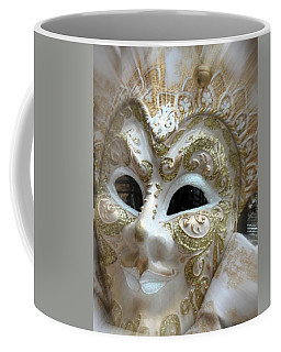 Golden Shimmers Coffee Mug