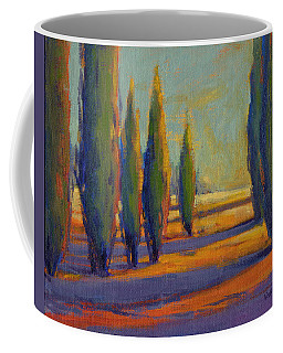 Golden Silence 2 Coffee Mug