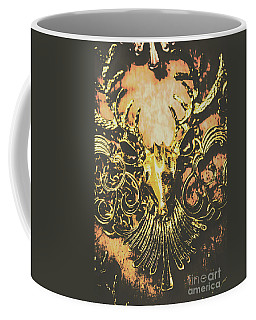 Golden Stag Coffee Mug