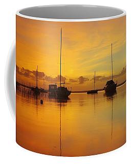 Golden Sunrise At Boreen Point Coffee Mug