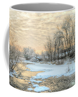 Golden Sunrise Signed Coffee Mug