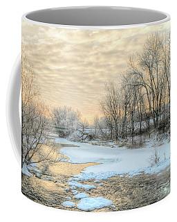 Golden Sunrise Signed Coffee Mug