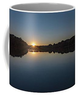 Golden Sunset Coffee Mug