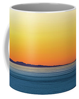 Golden Sunset Series I Coffee Mug