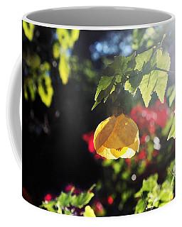Golden Sunshine Coffee Mug