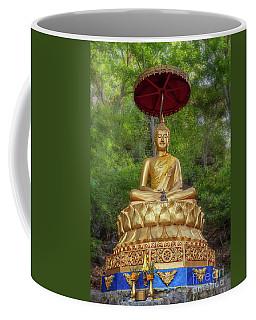 Golden Thai Buddha Coffee Mug