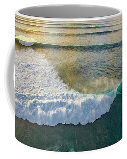 Golden Trails Coffee Mug