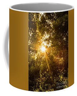 Golden Treetops Coffee Mug
