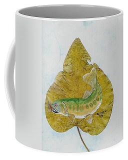 Golden Trout Coffee Mug by Ralph Root