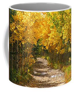 Golden Tunnel Coffee Mug