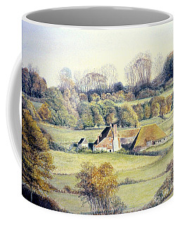 Golden Valley Coffee Mug by Rosemary Colyer