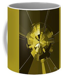 Golden Wheels Coffee Mug