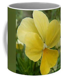 Golden Yellow Flower Coffee Mug