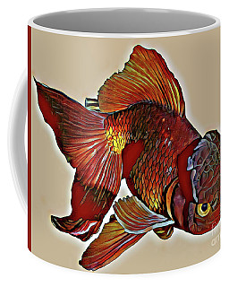 Goldfish Coffee Mug