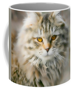 Goldie Golden Eyes Coffee Mug