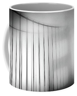 Golen Gate Fog Coffee Mug