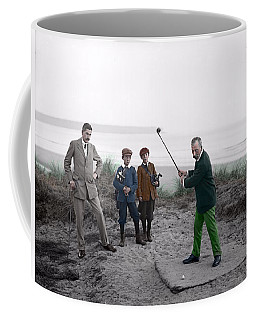 Golf 1907 Dream Coffee Mug