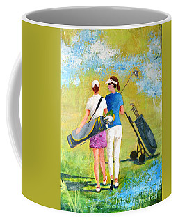 Golf Buddies #1 Coffee Mug