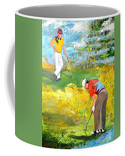 Golf Buddies #2 Coffee Mug