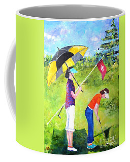 Golf Buddies #3 Coffee Mug