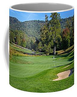 Early Autumn Golf Coffee Mug