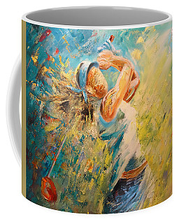 Golf Passion Coffee Mug
