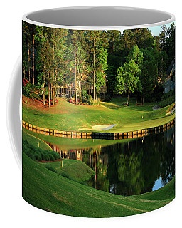 Golf The Landing #3 Reynolds Plantation Lake Oconee Ga Art Coffee Mug
