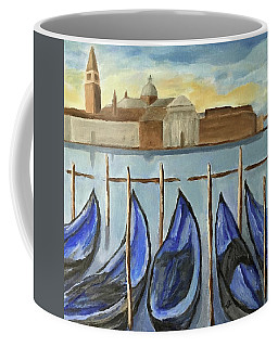 Gondolas Coffee Mug