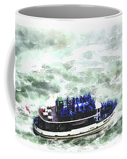 Maid Of The Mist Coffee Mug