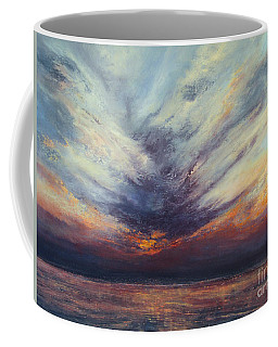 Gone But Not Forgotten Coffee Mug by Valerie Travers