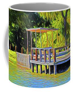 Gone Fishing 18-11 Coffee Mug