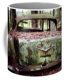 Gone Girl Old Car Image Art Coffee Mug