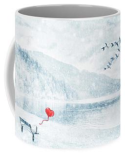 Gone Coffee Mug by Iryna Goodall