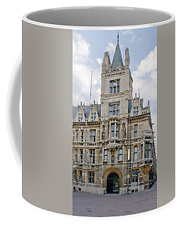 Gonville And Caius College. Cambridge. Coffee Mug