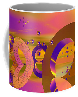Coffee Mug featuring the photograph Gonz Of Gynz by Mark Blauhoefer