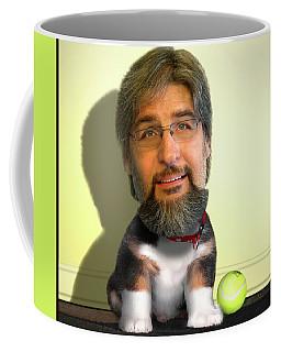 Good Boy Coffee Mug by Mike McGlothlen