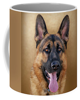 Good Boy Coffee Mug by Sandy Keeton